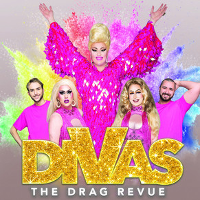 Review: DIVAS: The Drag Revue at The Megamouth
