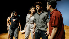 Review : The Great Australian Play at Theatreworks