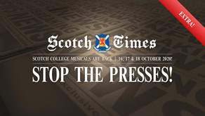 Review: Scotch College Stop the Presses! at Scotch College, Adelaide