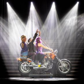 Review: We Will Rock You - Packemin at Riverside Theatre