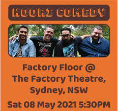 Review: Koori Comedy Showcase at the Factory Theatre