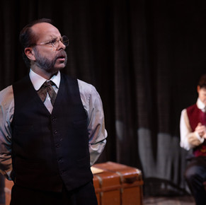 Review: The Woman in Black at the Ensemble Theatre