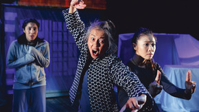 Review: A Ghost in my Suitcase at the Perth Festival