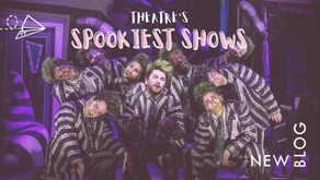 Blog: Theatre's Spookiest Shows