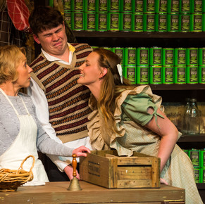 Review: Cripple of Inishmaan at Pavilion Theatre
