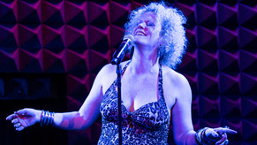 Review: AMBER MARTIN IN BATHHOUSE BETTE at The Famous Spiegeltent