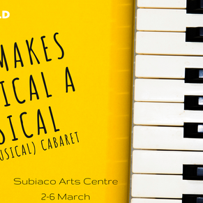 Review: What Makes A Musical A Musical at Subiaco Arts Centre