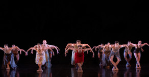 Review: Ballet at the Quarry: Light and Shadow at Quarry Amphitheatre