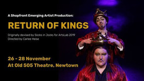 Review: Return of Kings at Old 505 (FreshworksFEMME)