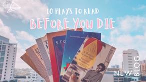 Blog: 10 Plays to Read Before You Die