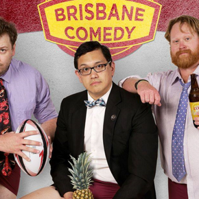 Review: Big Boiz of Brisbane Comedy at Elements Collective