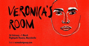 Review: Veronica's Room at Flightpath Theatre