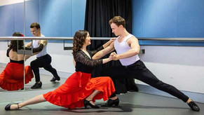 Review: Strictly Ballroom at the Regal Theatre