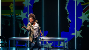 Review: The Peculiar Patriot at Woolly Mammoth