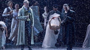 Review: EUGENE ONEGIN (live stream) at  Her Majesty's Theatre