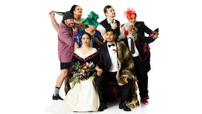 Review: Black Ties at Arts Centre Melbourne (Asia TOPA)