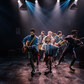 Review: Once at Darlinghurst Theatre