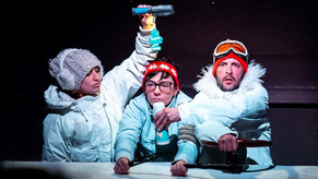 Review: DIMANCHE at The Space Theatre, Adelaide Festival Centre