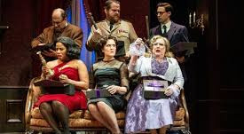 Review: Clue at Allen Theatre, Cleveland Play House