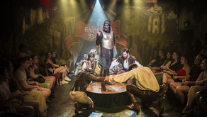 Review: Monty Python's Spamalot at Home of the Arts Theatre