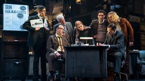 Review: Ink at Manhattan Theatre Club - Samuel J. Friedman Theatre