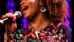 Review: Soweto Gospel Choir at the Cornucopia Tent, Gluttony