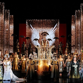 Review: Aida at The State Theatre