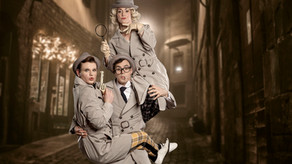 Review: Dumtectives in Cirque Noir at The Famous Spiegeltent at Arts Centre Melbourne
