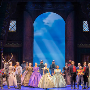 Review: Frozen at Her Majesty's Theatre