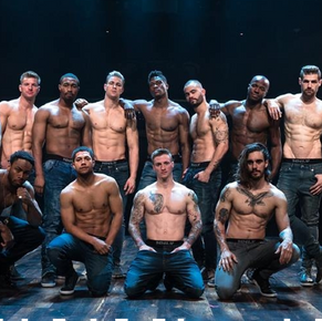Review: Magic Mike Live at The Arcadia Spiegeltent