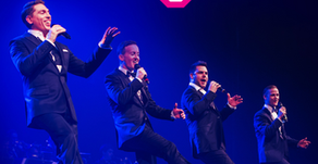 Review: Swing on This in the Courier Mail Spiegeltent, Brisbane Festival