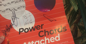 Review: Power Chords Attached at the Street Theatre