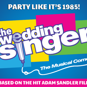 Review: The Wedding Singer at The Athenaeum Theatre