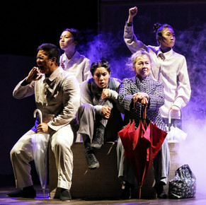 Review: A Ghost in my Suitcase at Sydney Festival