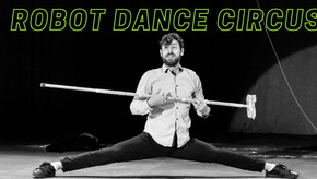 Review: Robot Dance Circus at Arcana