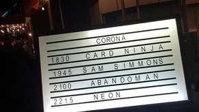 Review: Neon at the Corona, Adelaide Fringe