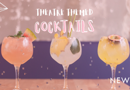 Blog: Theatre themed cocktails for your next event