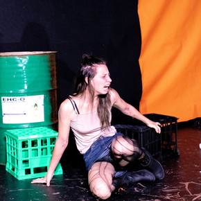 Review: Trainspotting at Limelight Theatre