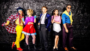 Review: The Wedding Singer at Her Majesty's Theatre