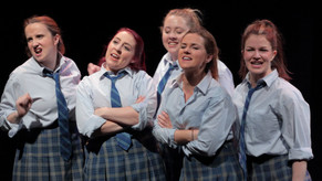 Review: What is the Matter with Mary Jane and Slut at St Martins Theatre