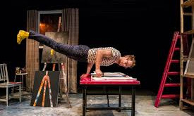 Review: The Artist at AC Arts