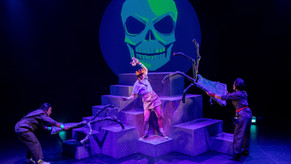 Review: Zombie Thoughts at Riverside Theatres