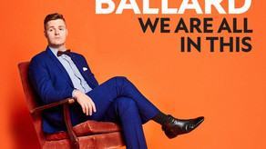 Review: Tom Ballard 'We are all in this' at Melbourne Town Hall