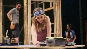 Tiny Houses at the Cleveland Playhouse