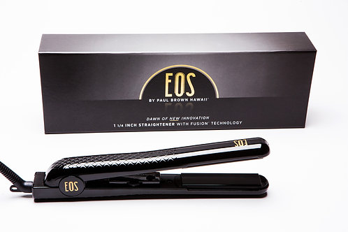 EOS Flat Iron Black Color 1""