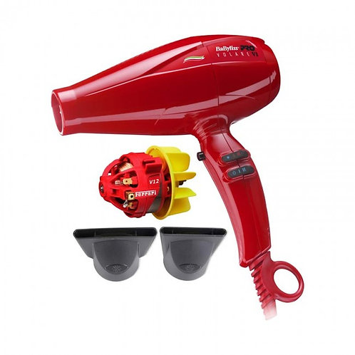Babyliss Pro Volare Dryer With Ferrari Engine