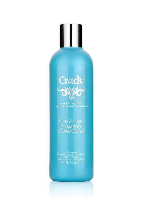 Crack Clean and Soaper Shampoo