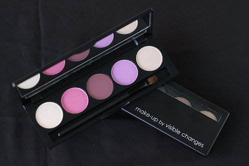 MINERAL EYE SHADOW (7-12) Trucco Make-Up by VC