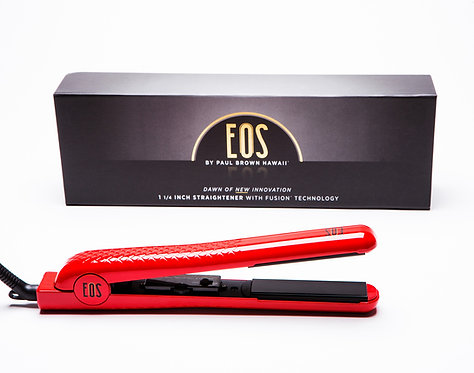 EOS Flat Iron Red 1""