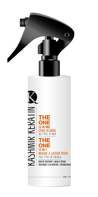 Kashmir Keratin The One 12 in 1 Lv. In Mask 236ml